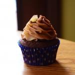 Chocolate Mudslide Cupcake
