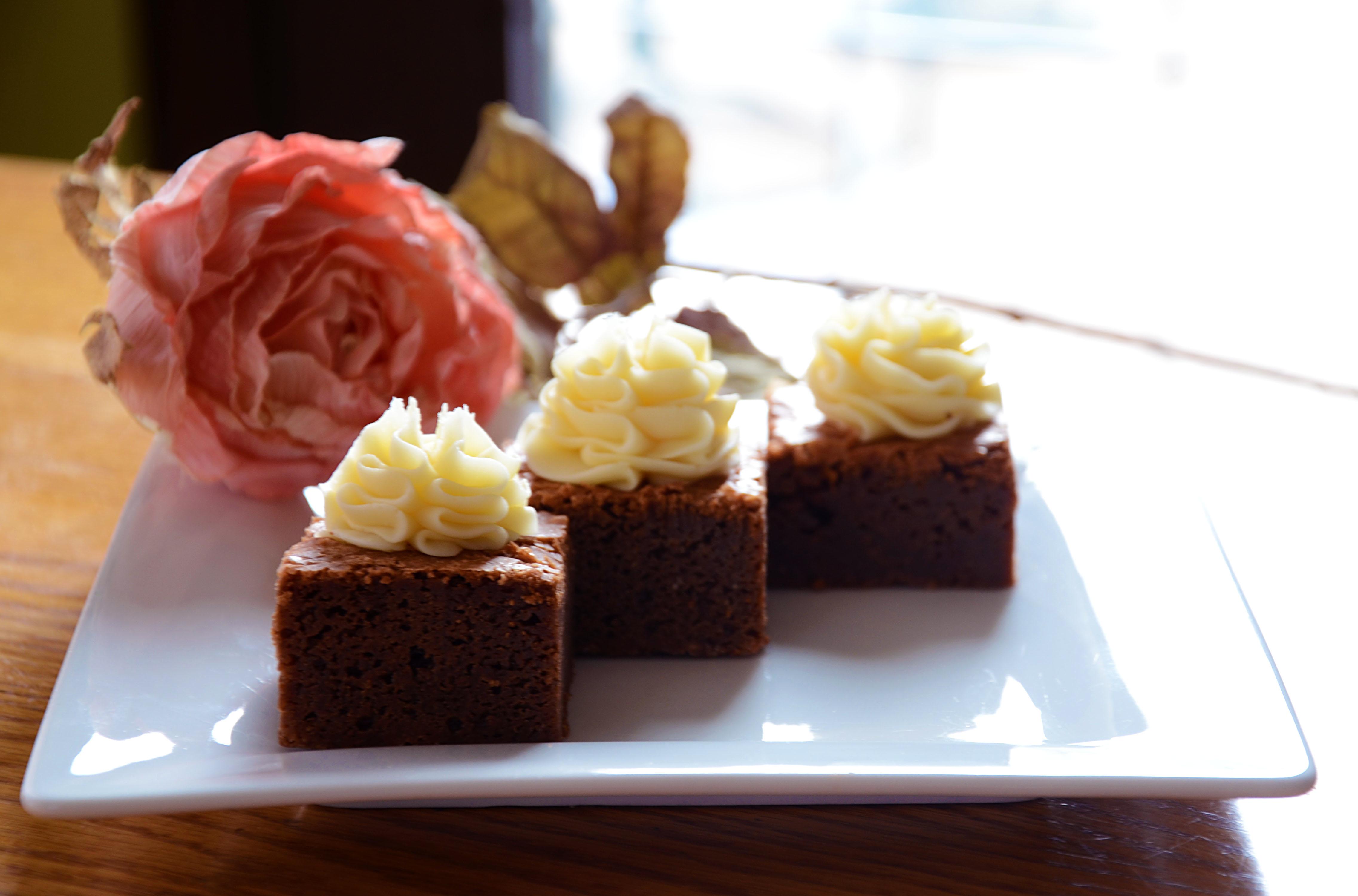 Irish Cappuccino Brownie | The Sweet Side