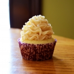 Vanilla Bean Dream Cupcake