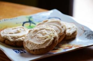 Vanilla Latte Cookie