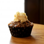 Toffee Crunch Cupcake Renee