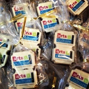 Arts & Culture Council of Strathcona County- Custom Chocolates