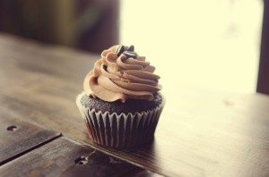 Mocha Cupcake Renee
