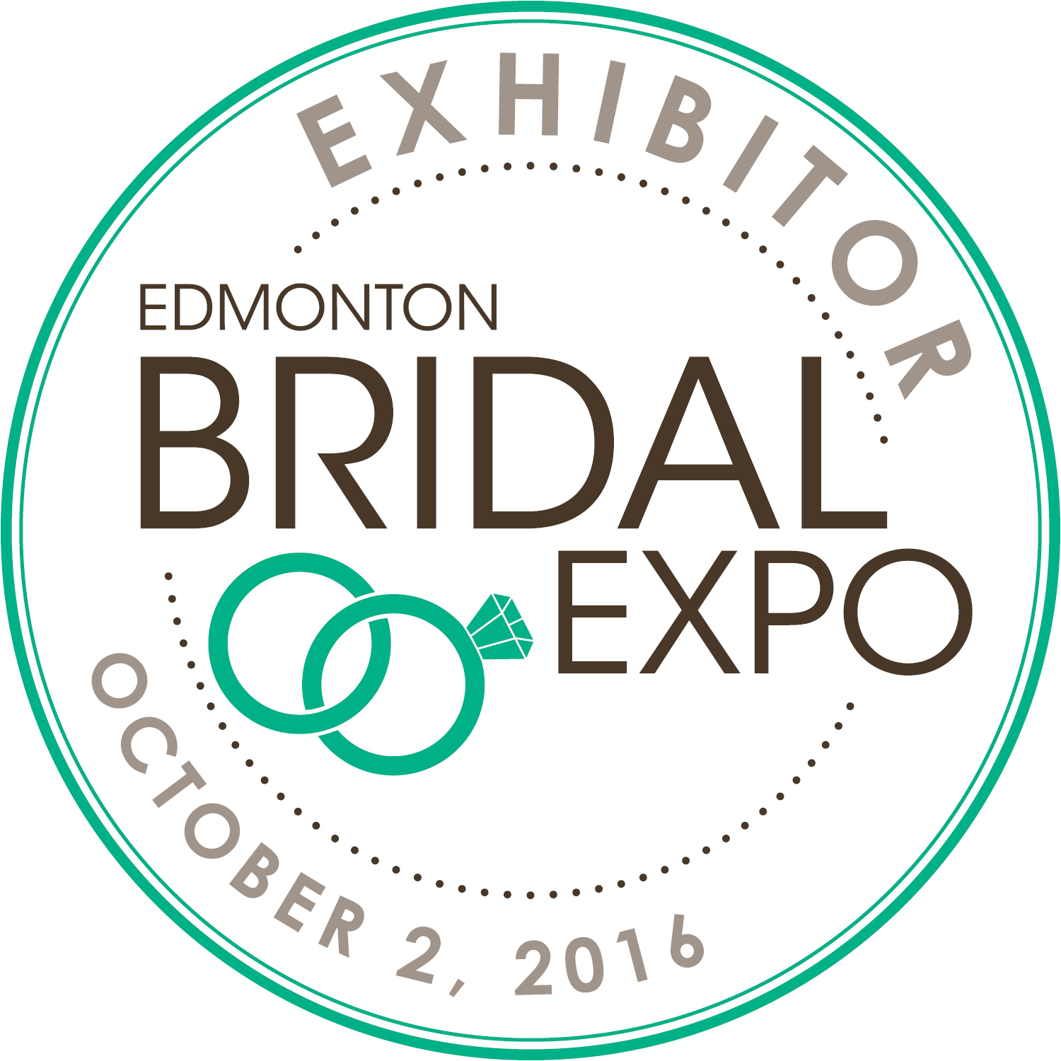 Bridal Expo Exhibitor Badge