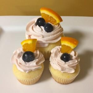 Sangria Cupcake