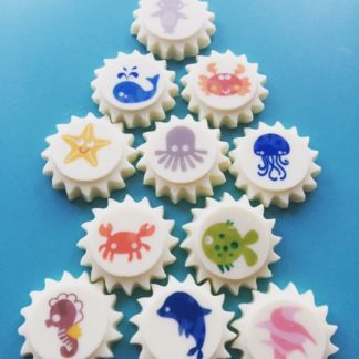 dessert garnish, chocolate, printed chocolate, edible images