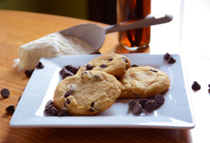 tollhouse chocolate chip cookies, edmonton, cookie delivery