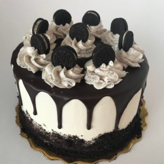 cookies and cream, oreo, chocolate ganache, buttercream icing