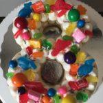 sugar cookie cake, cake, buttercream, themed cake