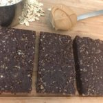 energy bars, peanut butter, chocolate, protein