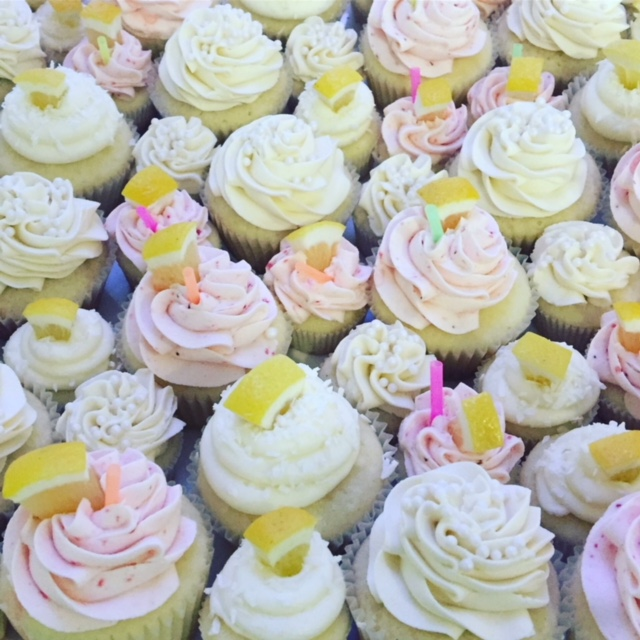 corporate dessert delivery, cupcakes, corporate event, dessert edmonton