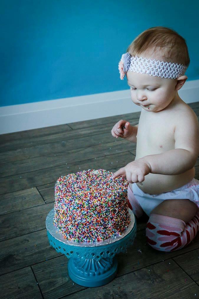 custom desserts, party desserts, custom cake, themed cake, sprinkles, smash cake