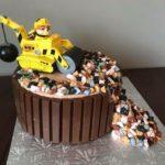 party cake, paw patrol cake, buttercream icing