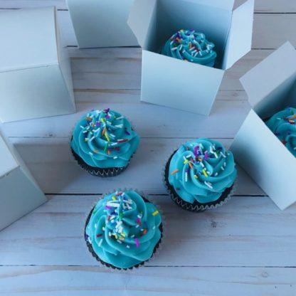 individual cupcakes
