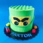 ninjago cake, lego cake
