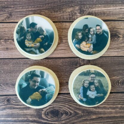 fathers day cookies, sugar cookies